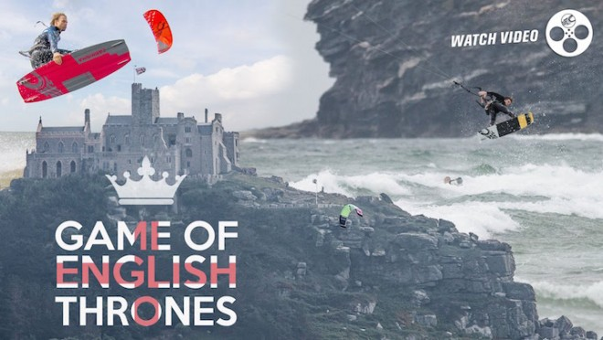 James Boulding - Game of English Thrones