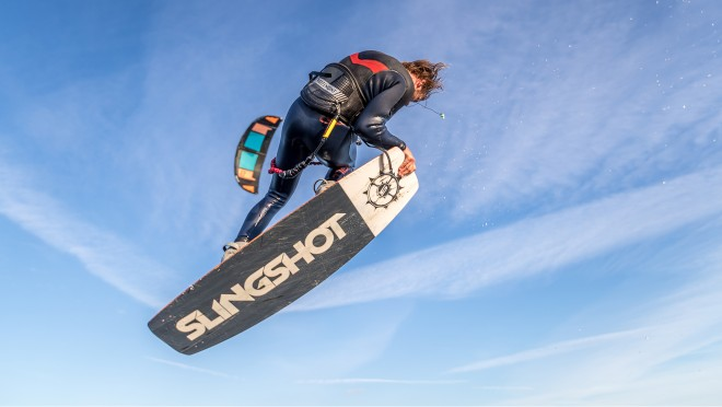 We caught up with Sam to get some inside tips on breaking down his approach to cable and kiting and how he makes it look so easy.